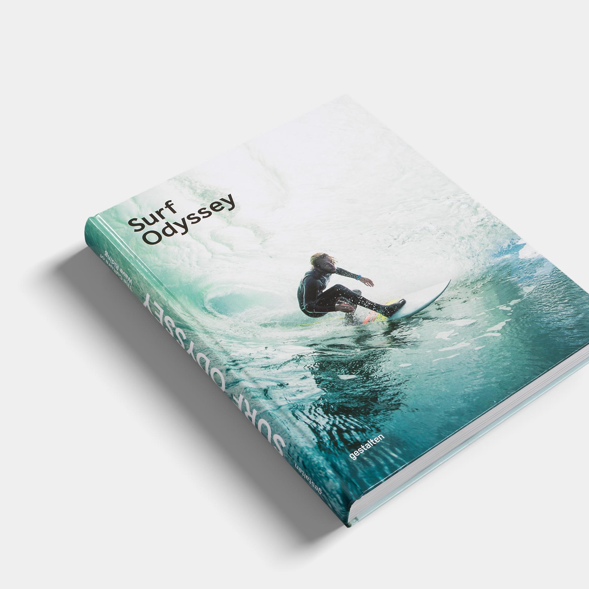 Boek Surf Odyssey