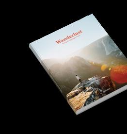 Boek Wanderlust - Hiking on legendary trails