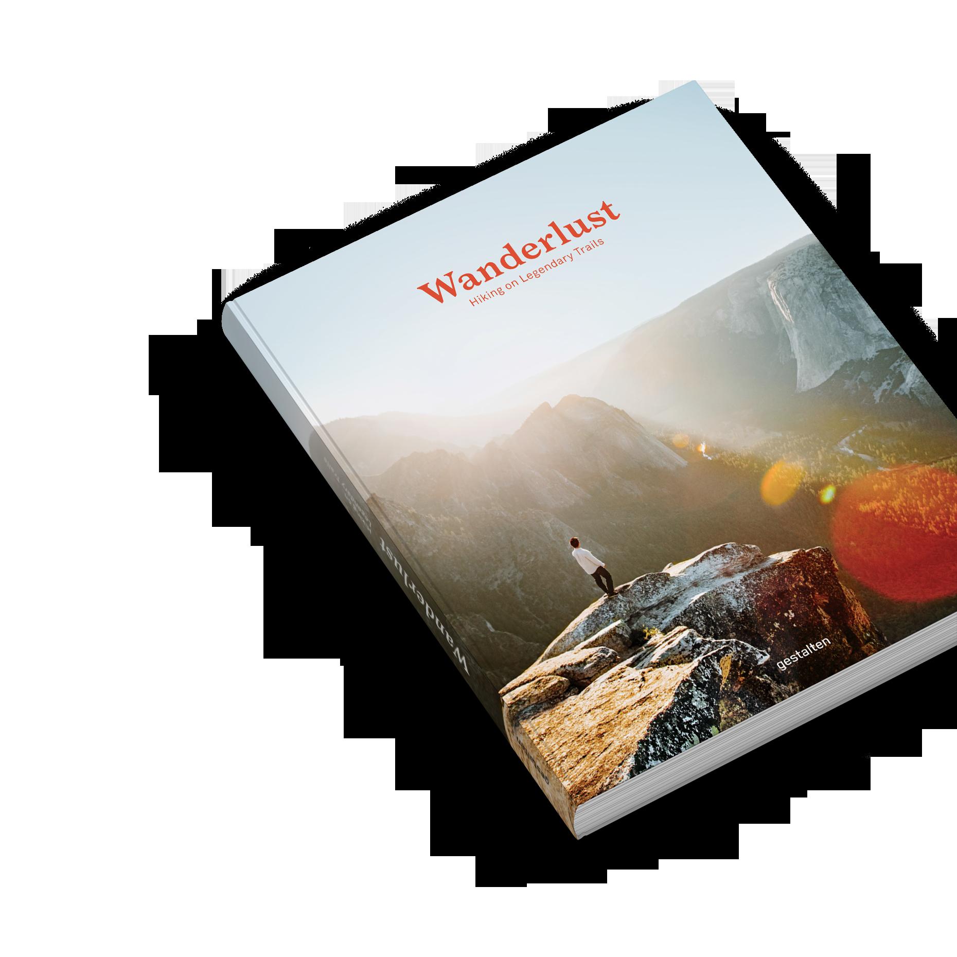 Boek Wanderlust