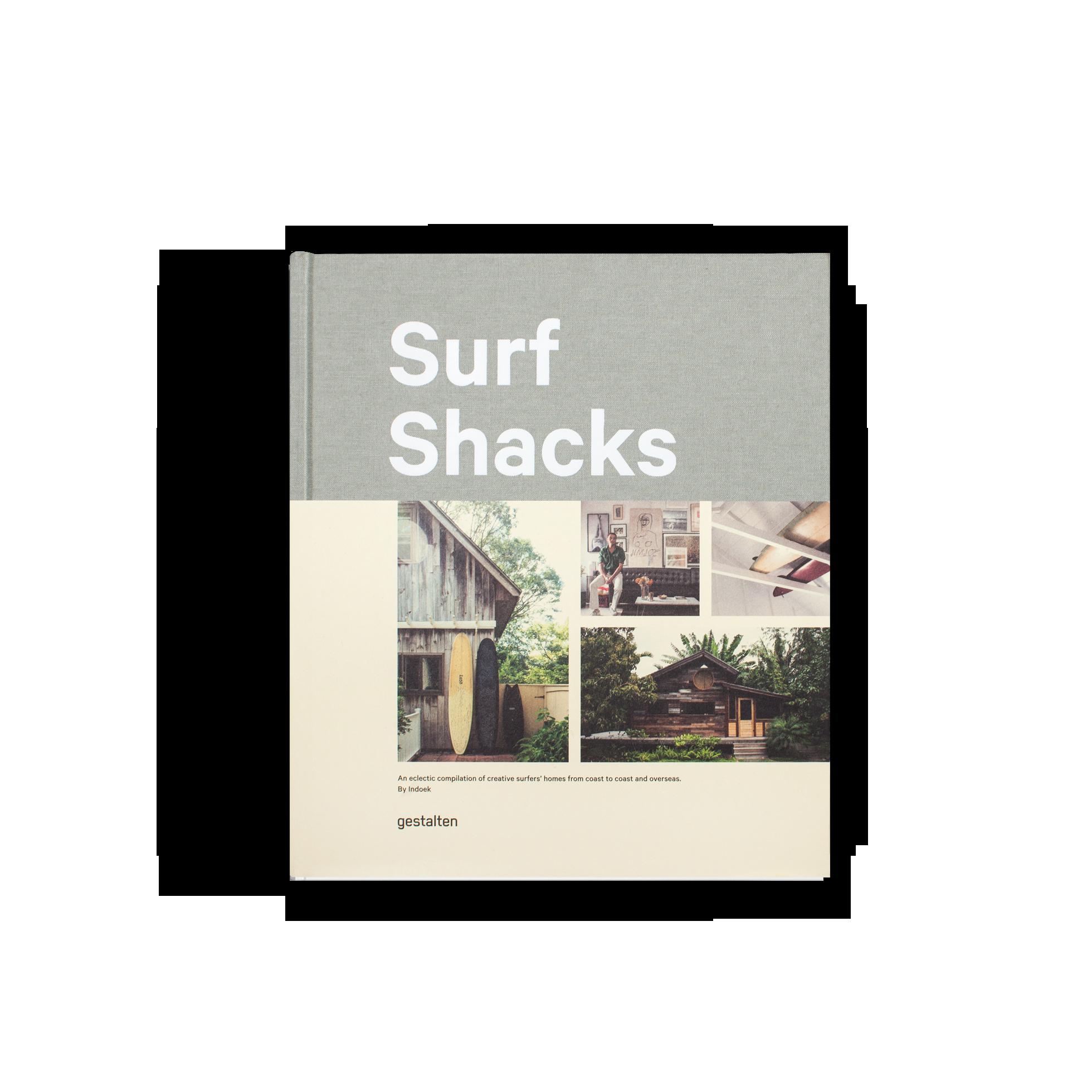 Boek Surf Shacks