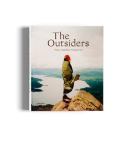 Boek The Outsiders - New outdoor creativity