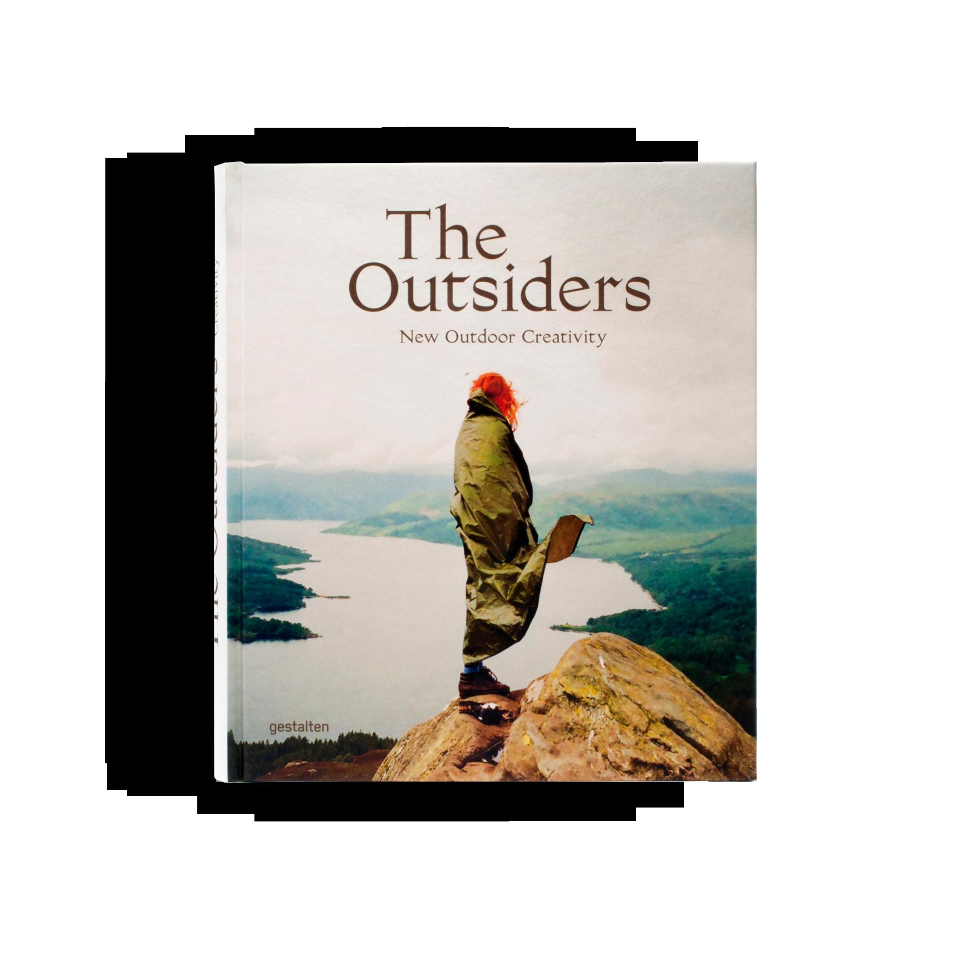 Boek The Outsiders