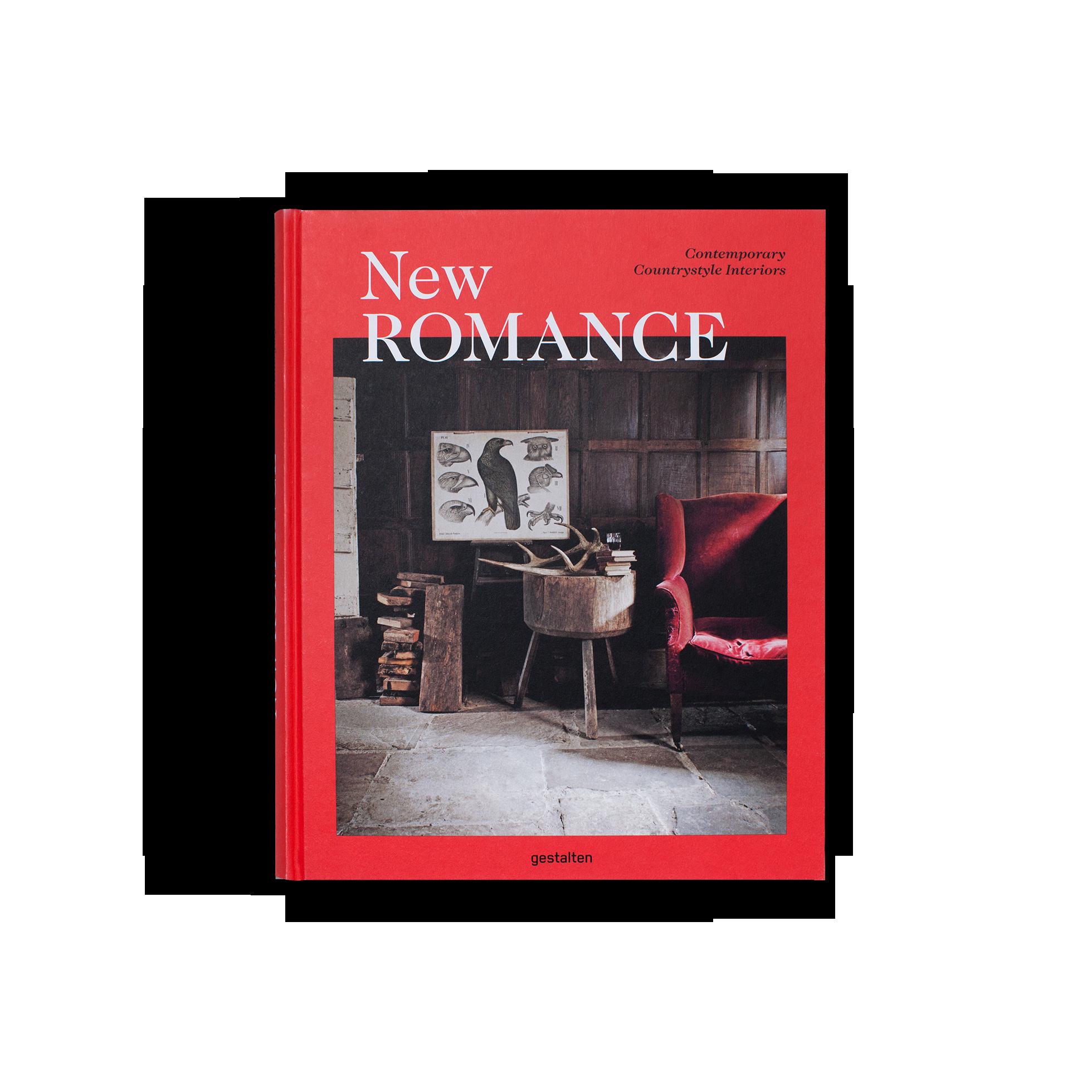 Boek New Romance