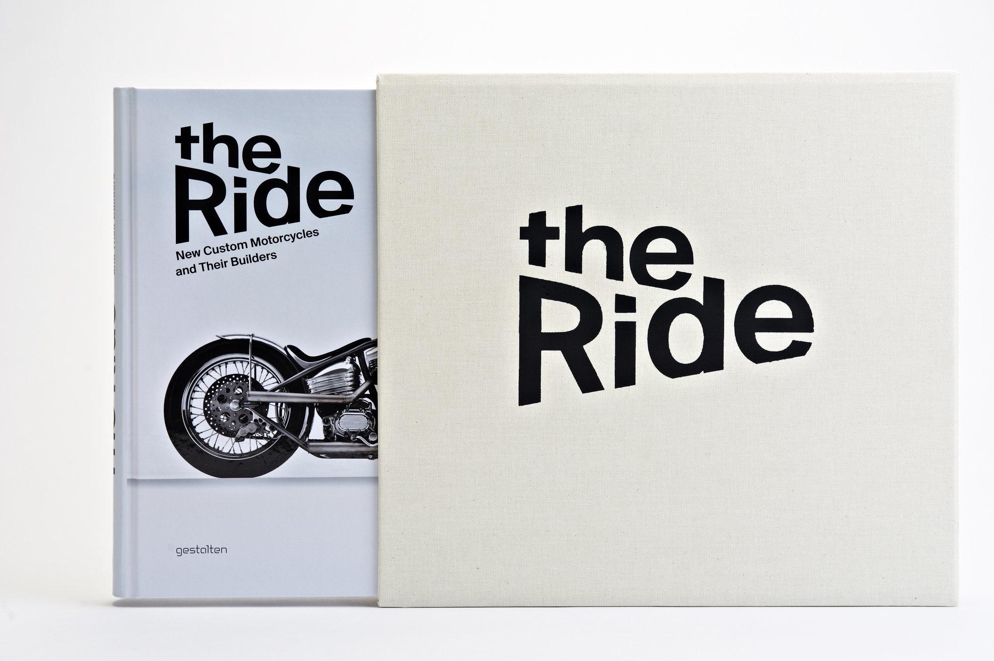 Boek The Ride