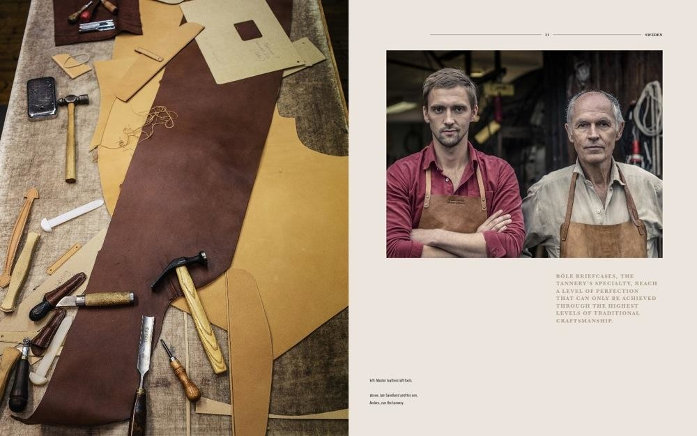 Boek The Craft and the Makers
