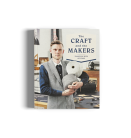 Boek The Craft and the Makers - Tradition with additude