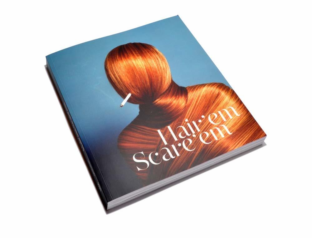 Boek Hair'em Scare'em