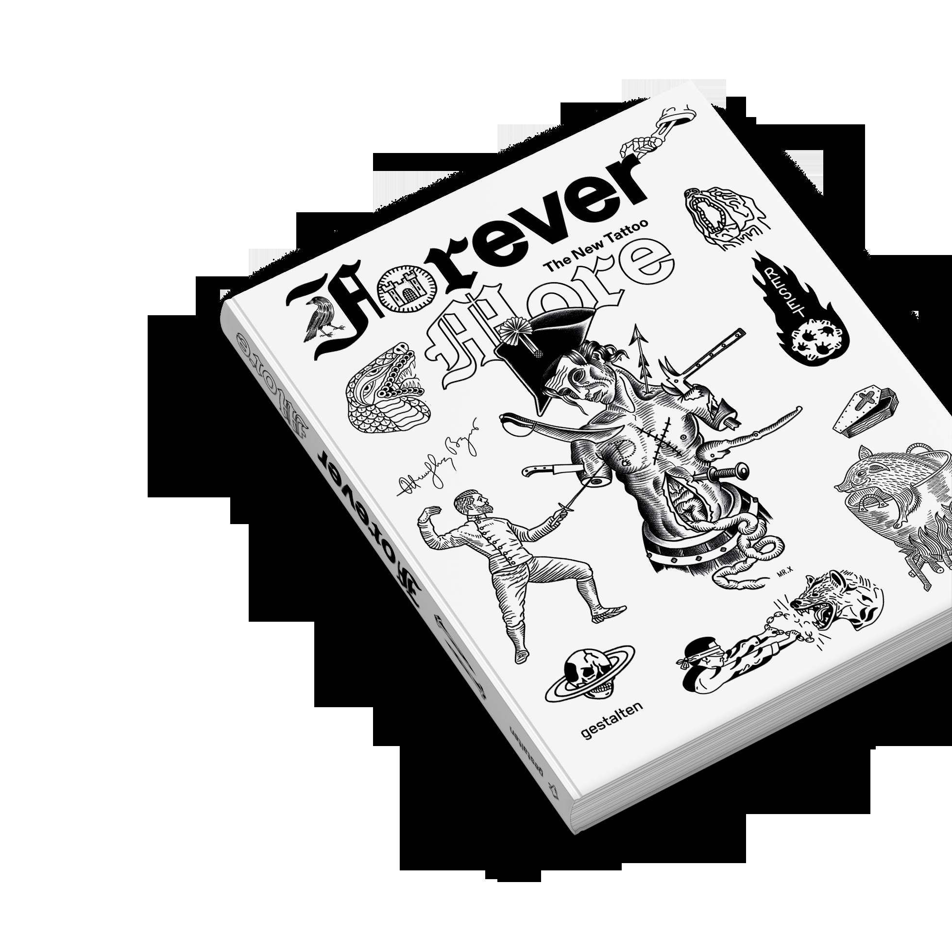 Boek Forever More