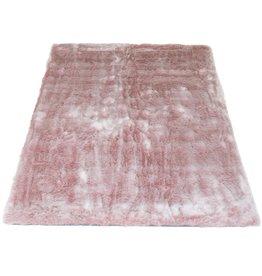 Vloerkleed Donsie Pink 180 x 260 cm