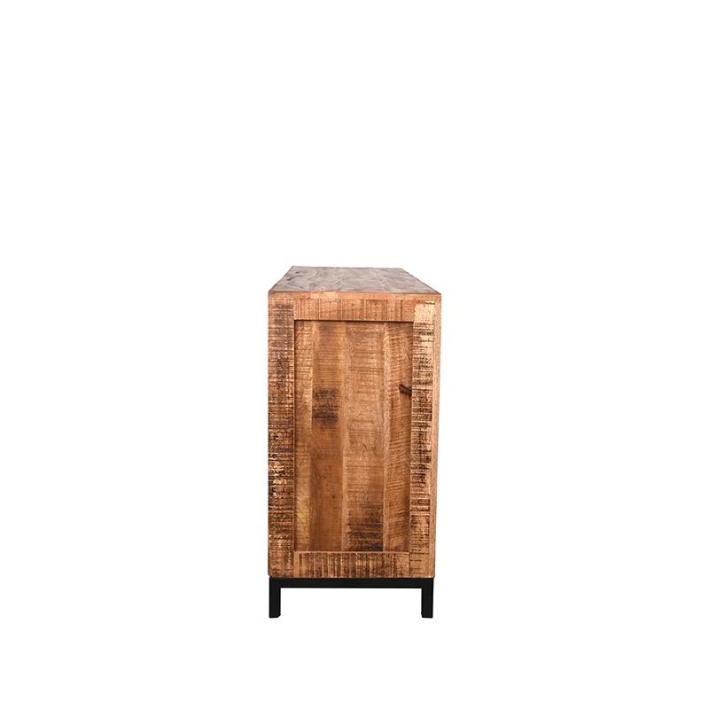Dressoir Ghent - Rough - Mangohout - 190 cm