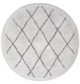 Vloerkleed Souk Cream Rond ø160 cm