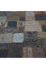 Karpet Royal Labels Rond ø120 cm