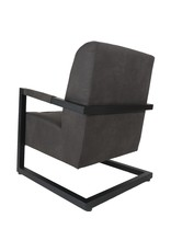 Fauteuil Boss Antraciet