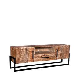Tv-meubel Bolivia - Rough - Mangohout