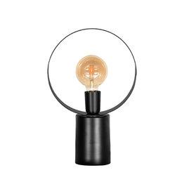 Tafellamp Ray - Zwart - Metaal