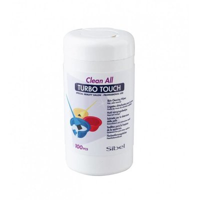 Sibel Clean All Turbo Touch 100pcs