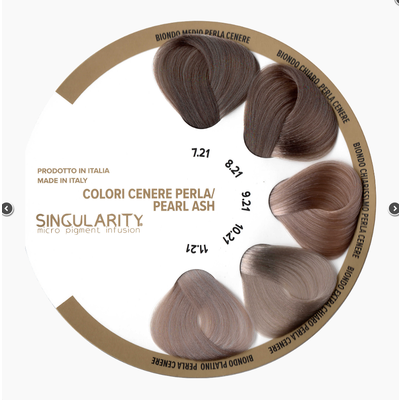 Imperity .21 Series Color Chart