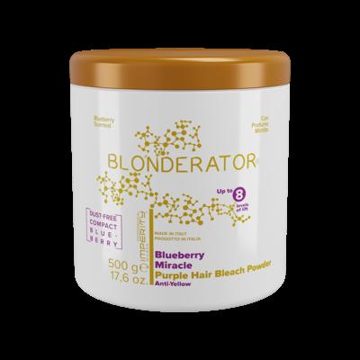 Imperity Blueberry Miracle Purple Hair Bleach Powder