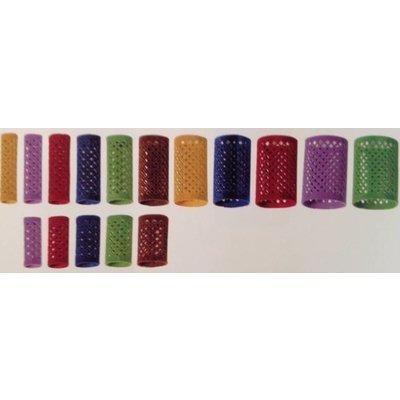 KSF Velvet Rollers 12 Pieces - 45mm Long