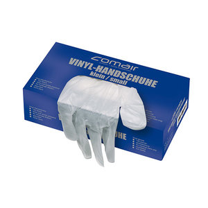 Comair Vinyl Gloves Powdered
