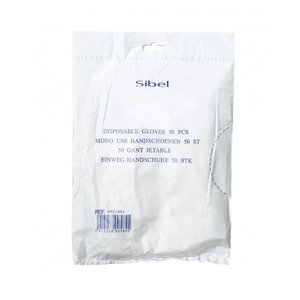 Sibel Disposable Gloves 50 pieces