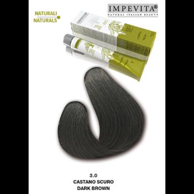 Imperity Impevita Haarverf Ammoniak Vrij 3.0 Donkerbruin