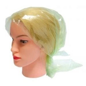 KSF Triangle Hats Green 100 Pieces