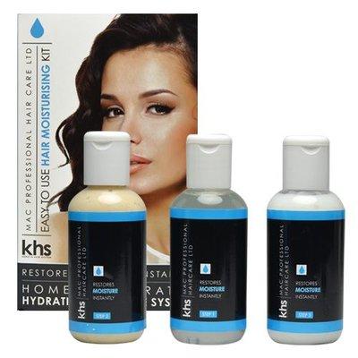 KHS Keratin Hair System Moisturizing Hair System Kit