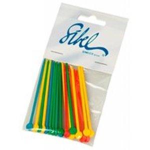 Sibel Plastic Plugs 100 Pieces