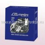 KSF Plastic Clips 2-Tands 100 Stuks