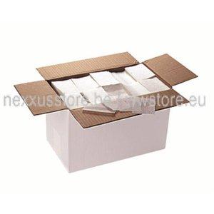 KSF Salon Puntpapier 500 stuks, gevouwen