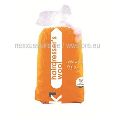K1 Cotton wool 1000gr - 80% cotton, 20% viscose