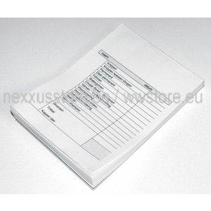 KSF Note pad, 100 sheets