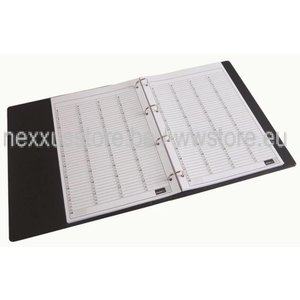 KSF Appointment folder filling 4-column, 100 sheets, per 15min