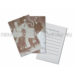 KSF Afspraak kaartjes, 250 stuks (design nostalisch)