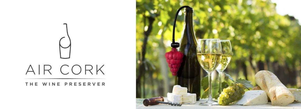 Air Cork wine preserver