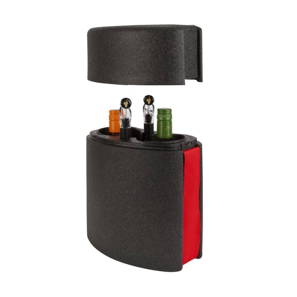 Wijn Coolbox met 2 WINECHILL