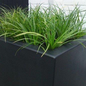 Ceder polyester 200 x 40 cm plantenschaal