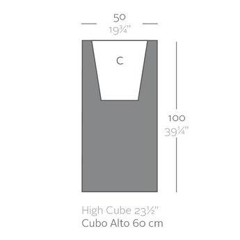 Vondom Cubo Alto 100 bloembak