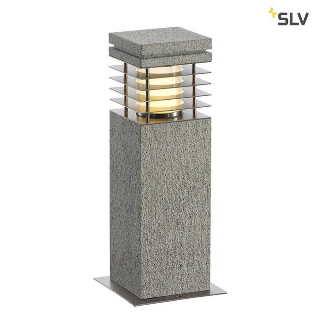 SLV Arrock Graniet 40 cm tuinlamp