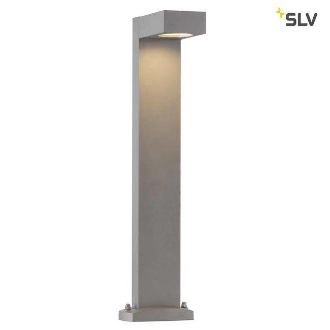 SLV Quadrasyl SL75 grijs tuinlamp