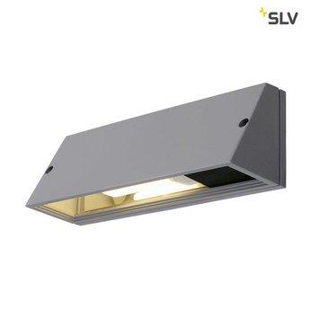 SLV PEMA® Square GRIJS wandlamp
