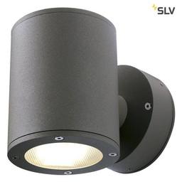 SLV SITRA Up/Down ANTRACIET wandlamp