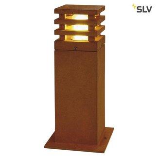 SLV Rusty® Square 40 tuinlamp
