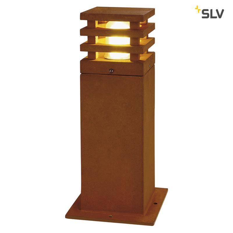 SLV Rusty Square 40 tuinlamp