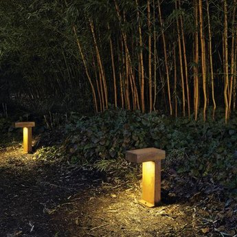 SLV Rusty Pathlight tuinlamp