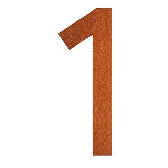 cortenstaal 12 cm, nr. 1