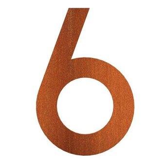 CorTenstaal 12 cm, nr. 6