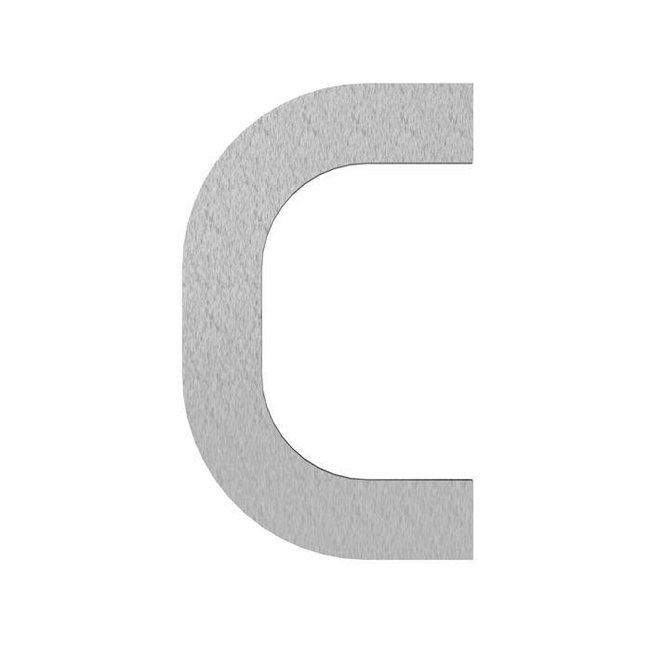RVS 9 cm, letter C