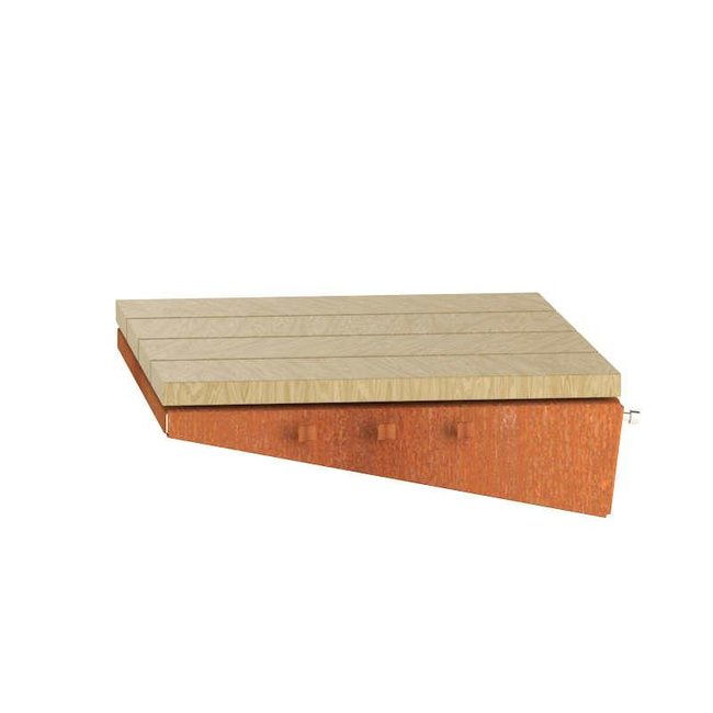 Forno DAMM houten uitbreiding